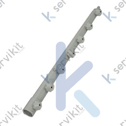 Brazo lavado inferior Winterhalter 590mm gs-41/ gs41/ 4s